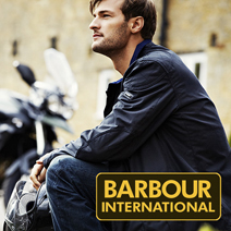 Barbour International at Masdings.com