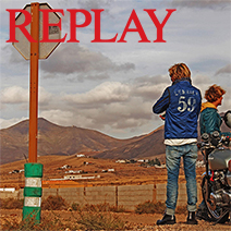 Replay Clothing at Masdings.com