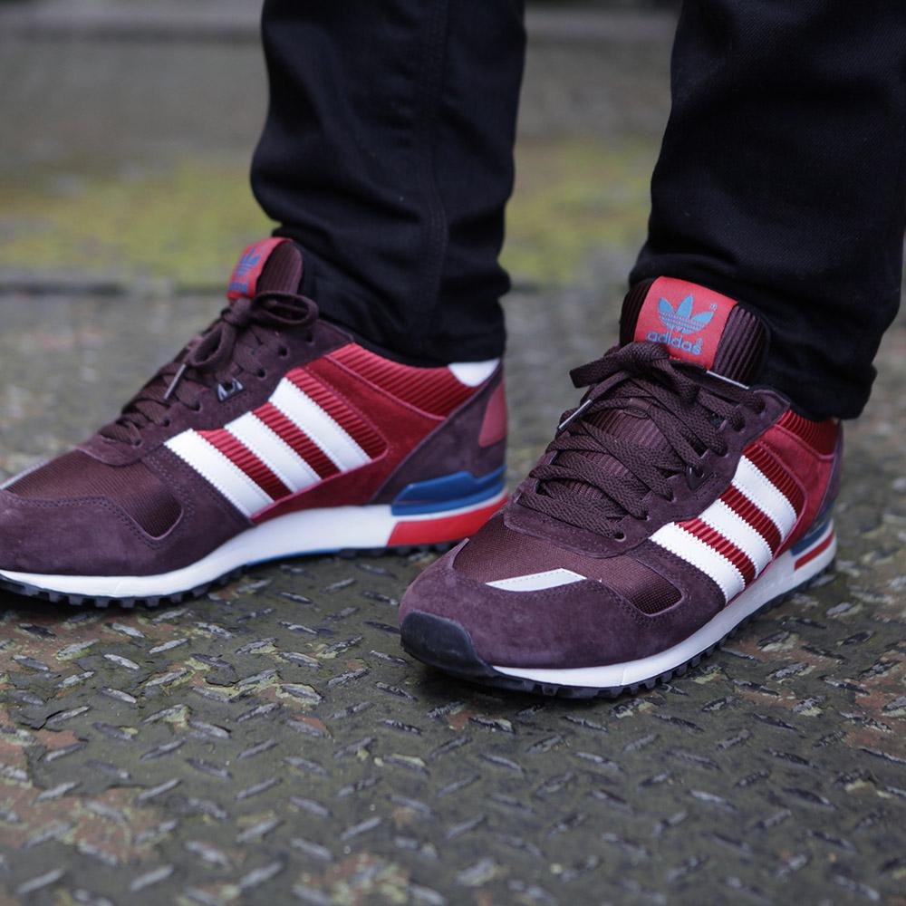 adidas zx 700 burgundy