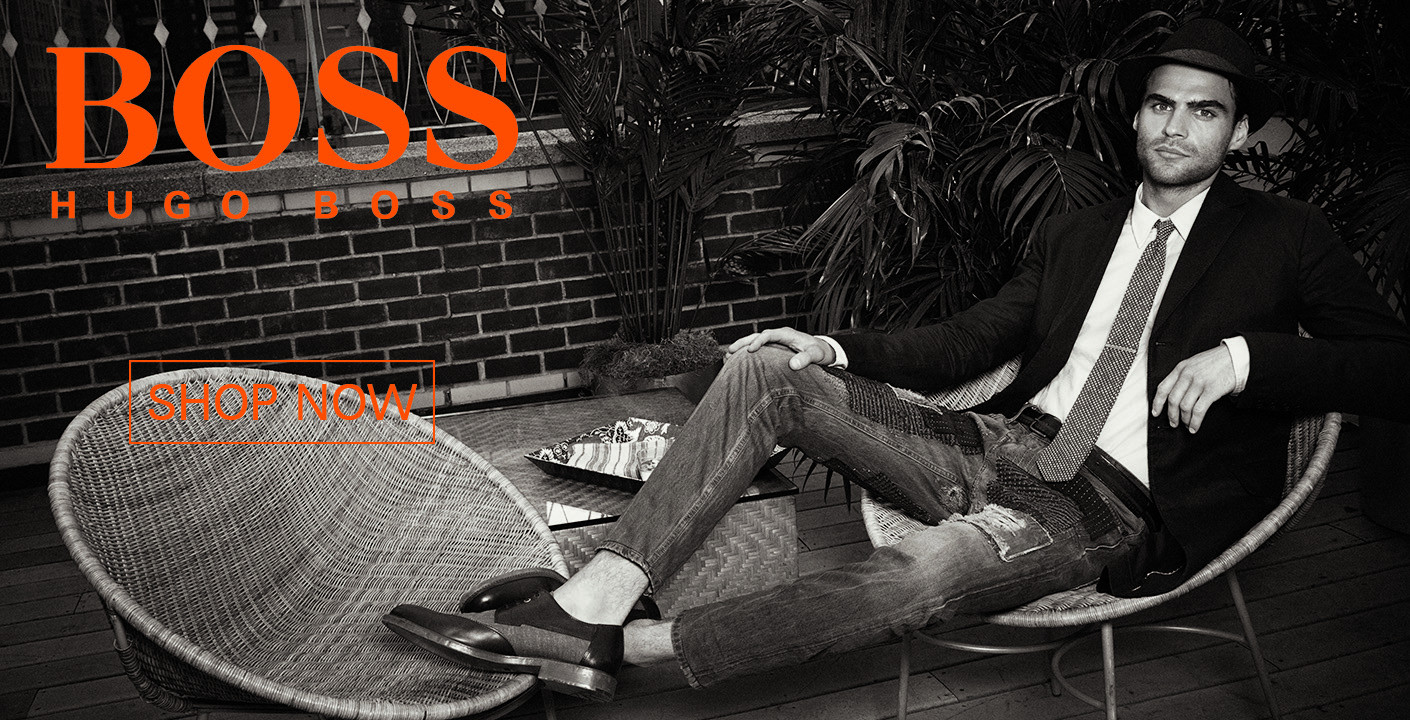 Mens Boss Orange at oxygenclothing.co.uk