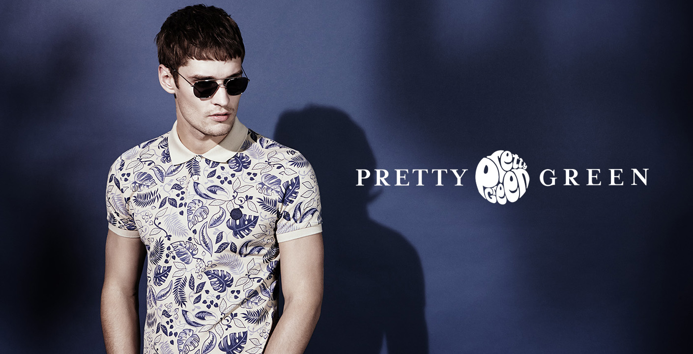 Mens Pretty Green at Masdings,com
