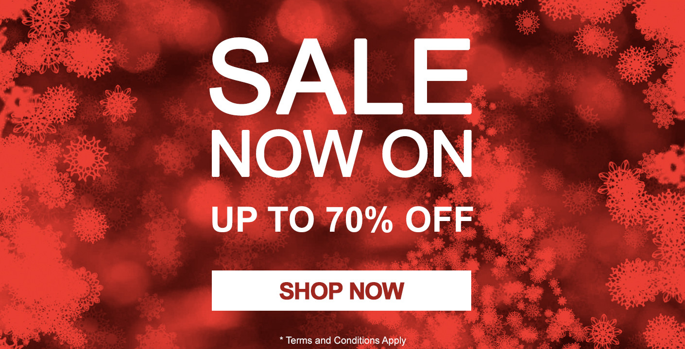 Sale Now On | Up To 50% OFF Selected Brands