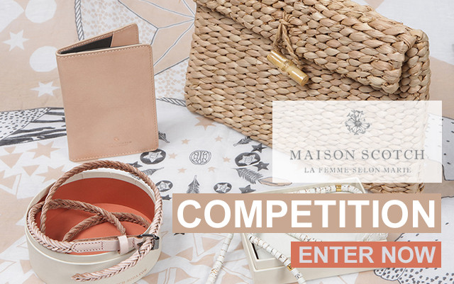 Maison Scotch Competition Masdings.com