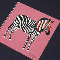 Paul Smith zebra head t-shirt at oxygenclothing.co.uk