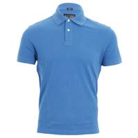 Armani Jeans blue polo at Oxygenclothing.co.uk