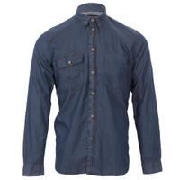 Paul Smith denim shirt at oxygenclothing.co.uk