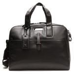 Hugo Boss leather bag at oxygenclothing.co.uk