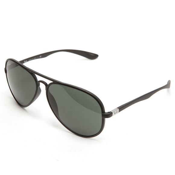 Ray Ban Mens Black Ray-Ban ORB 4180 Sunglasses main image