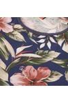 Scotch & Soda Mens Multicoloured Scotch & Soda Floral Print Tee