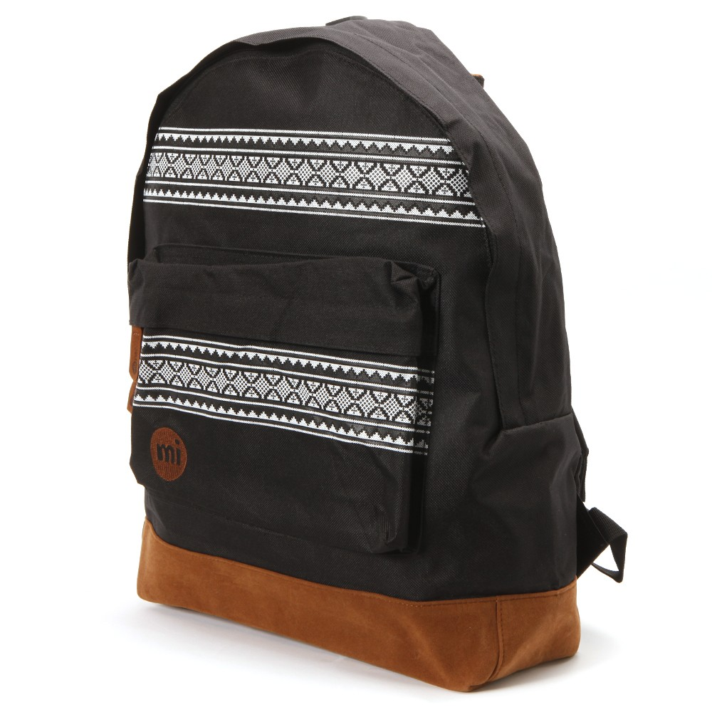 Nordic Pocket Print Backpack main image