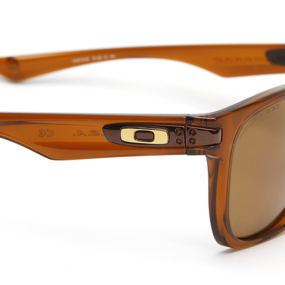 oakley garage rock polarized dark amber