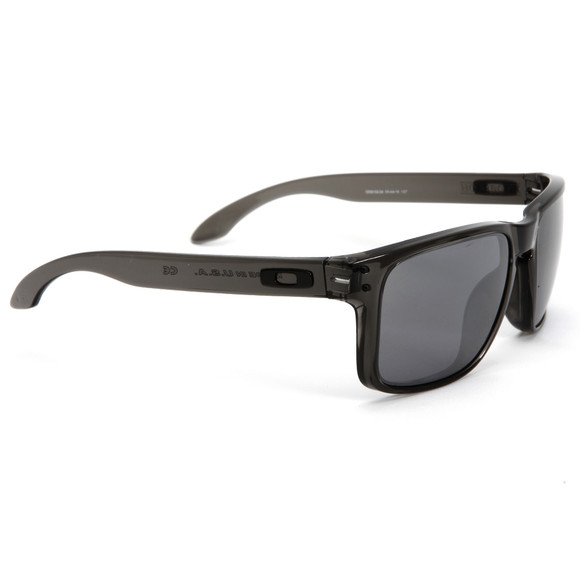 Oakley Holbrook Smoke Grey