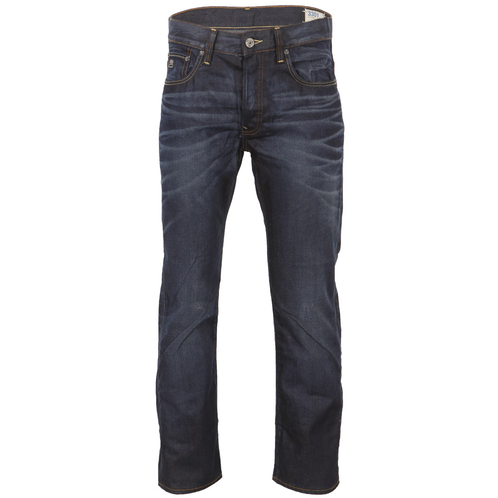 3301 Hydrite Straight Leg Jean