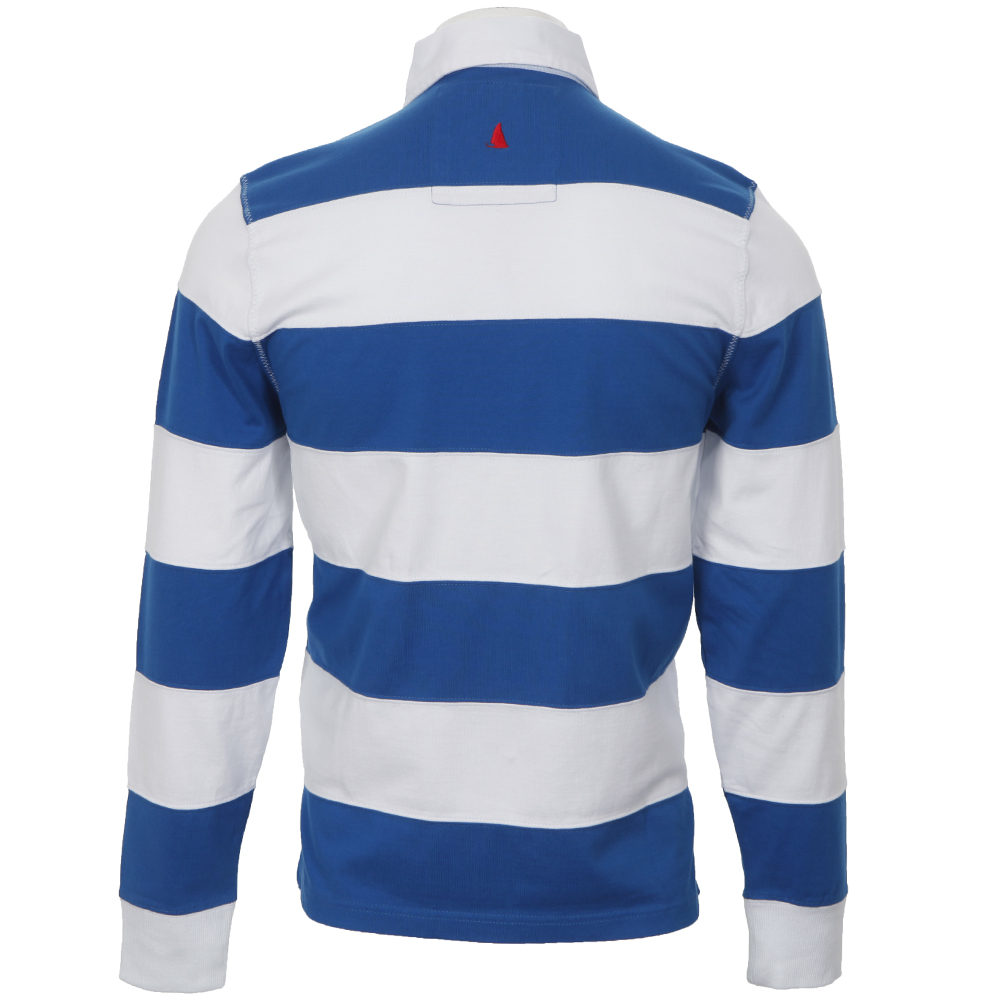 Musto Eddy Cut & Sew Rugby Polo main image