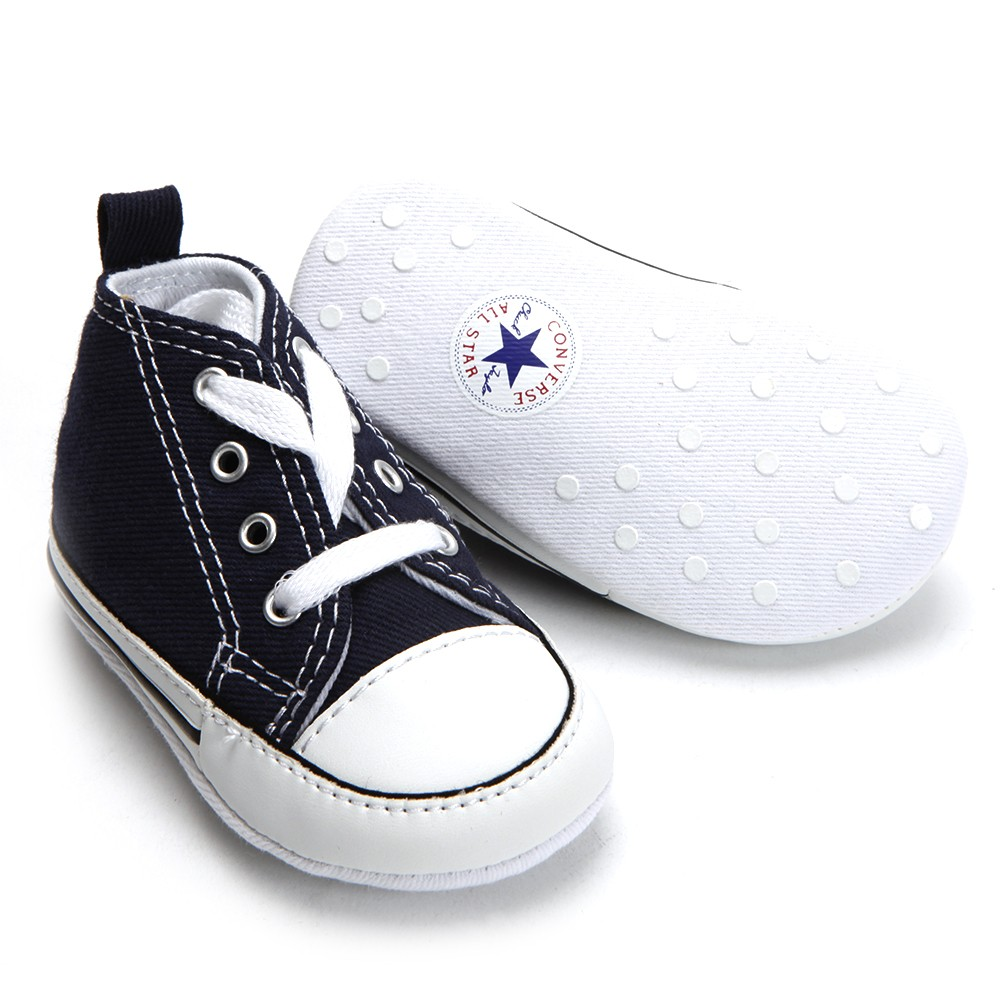 Converse First Star Canvas main image
