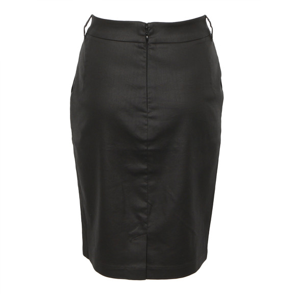 French Connection Womens Black Judy Legs Pencil Skirt main image
