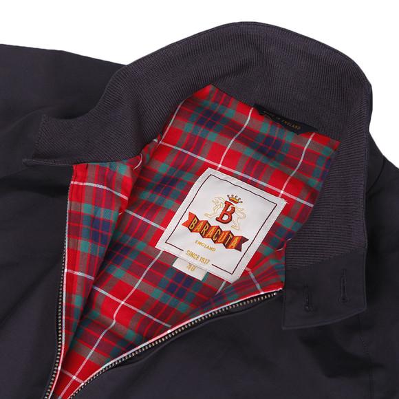 Baracuta Mens Blue G9 Original Harrington Jacket main image