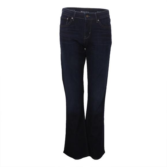 Levi's Womens Blue Demi Curve Bootcut Jean main image