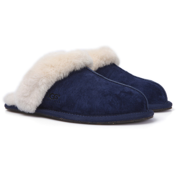 Ugg Womens Blue W Scuffette II Slipper main image