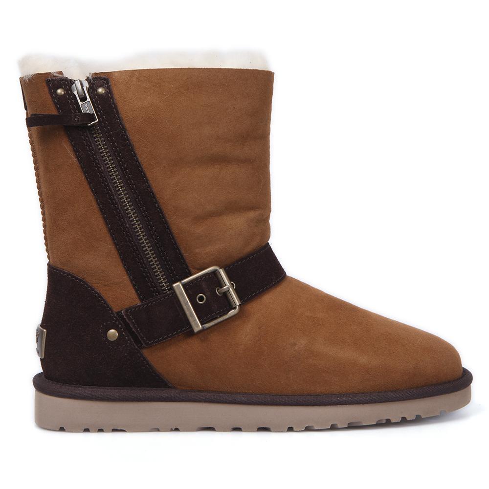 ugg blaise boots chestnut