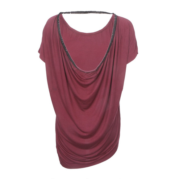 Religion Womens Red Pink Top main image