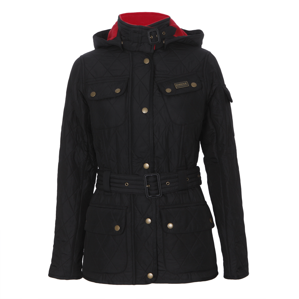 Viper International Quilted Jacket