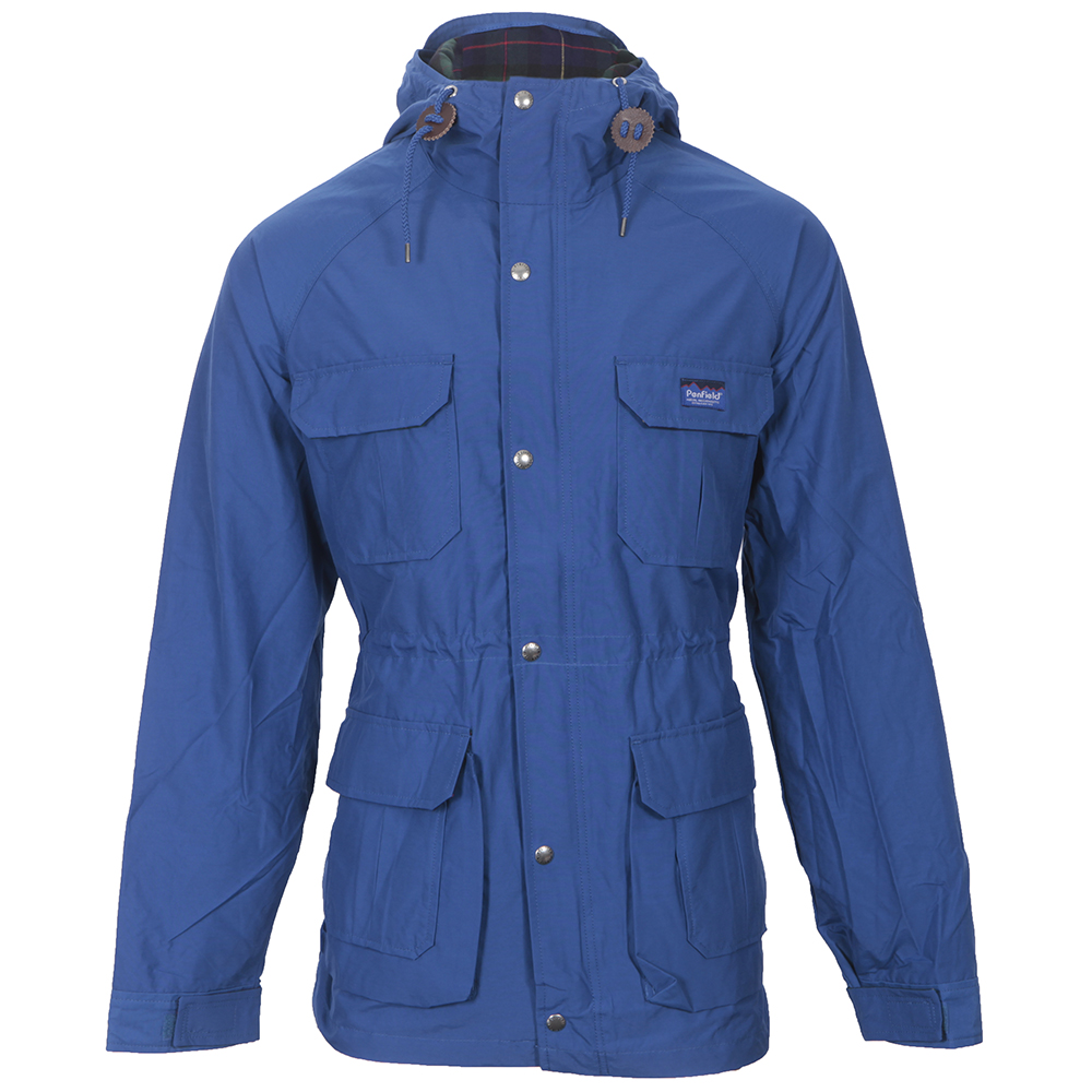 Penfield Kasson Cobalt Blue Jacket