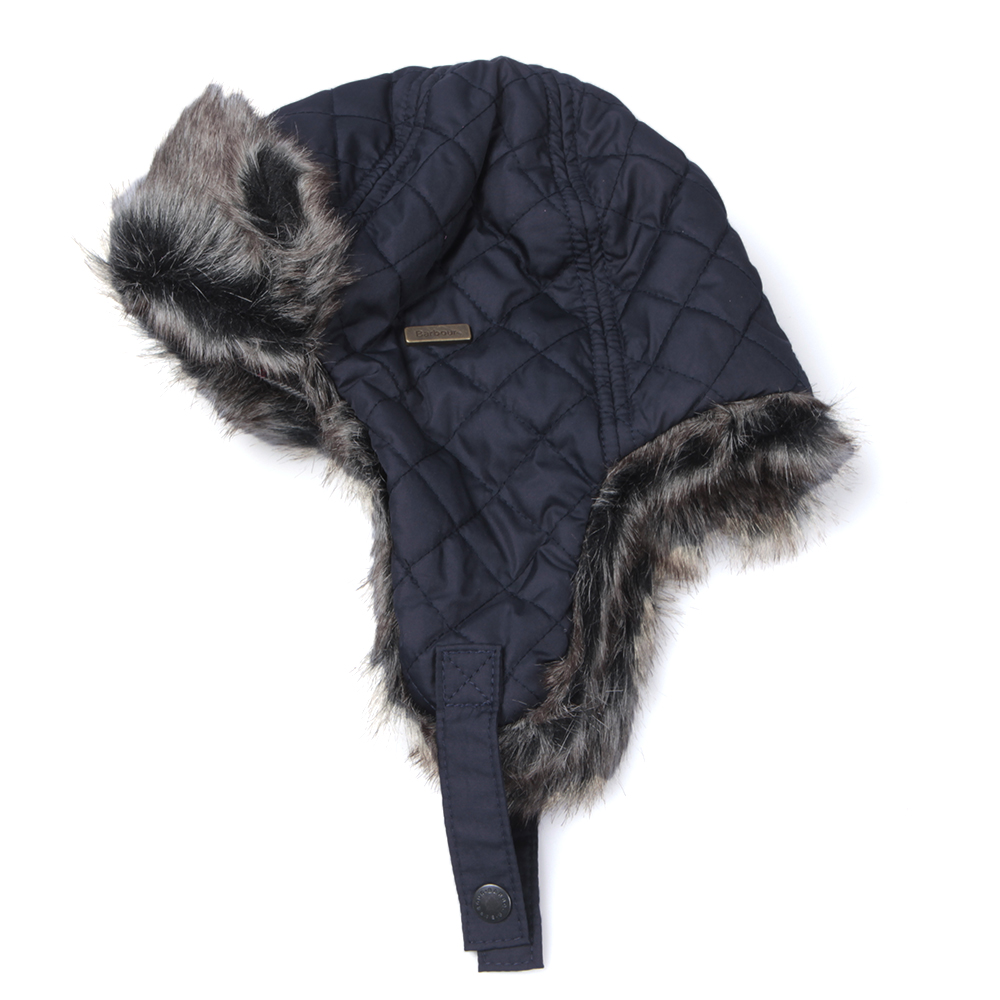 Barbour Boys Margrove Trapper Hat main image