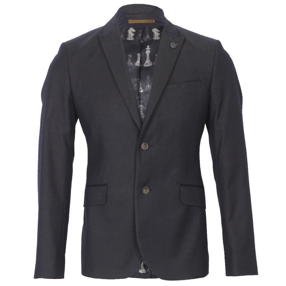 Ted Baker Cotton Wool Twill Blazer main image