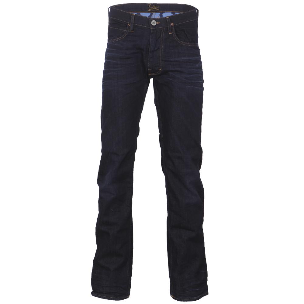 Vivienne Westwood Anglomania Classic Slim Fit Dark Wash Jean