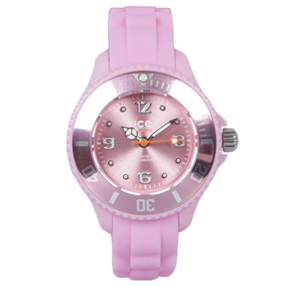 Ice-Watch Unisex Pink Mini Sili Watch main image