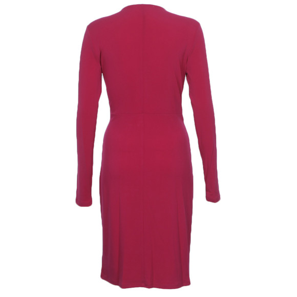Michael Kors Womens Pink Long Sleeve Dress main image