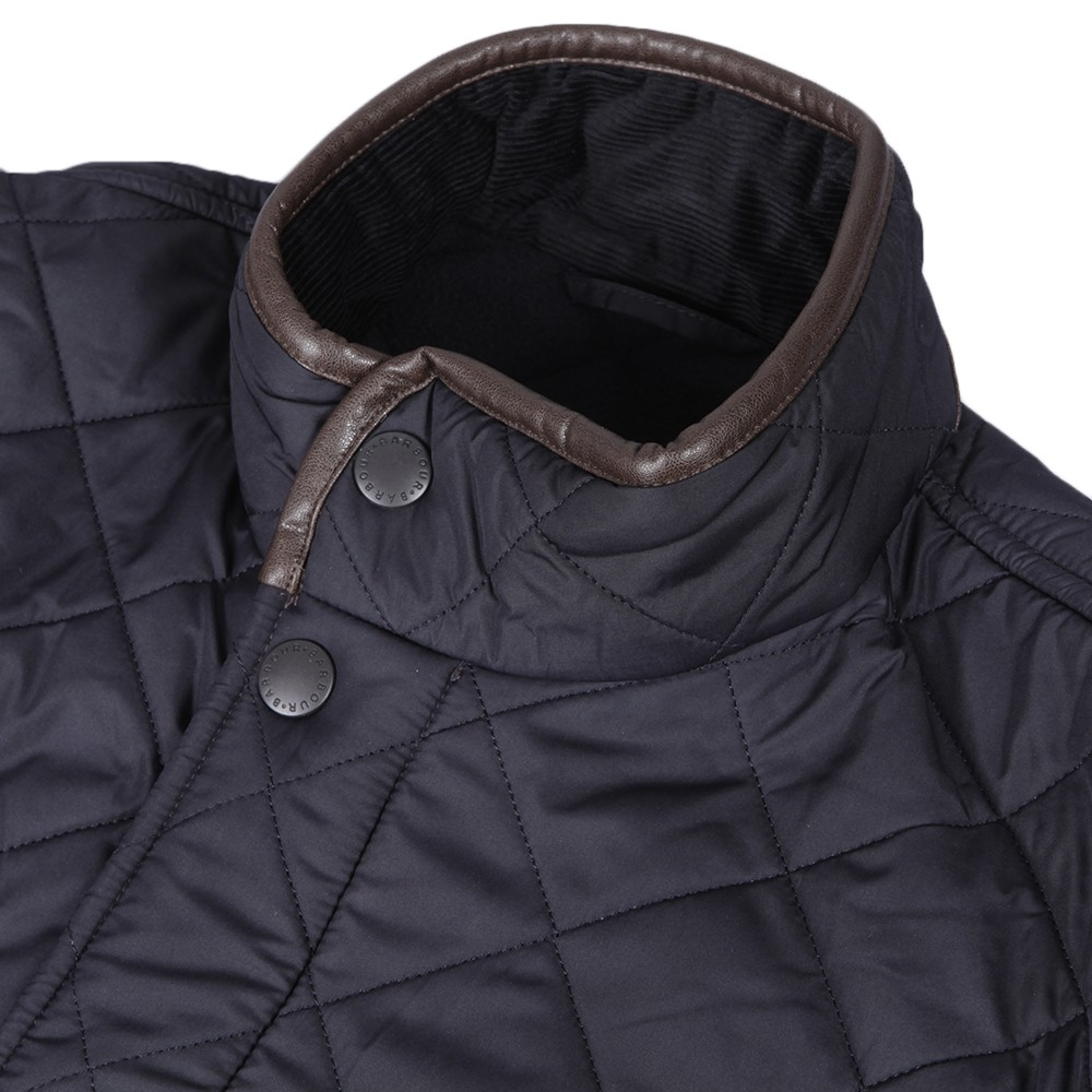 Powell Quilted Jacket main image
