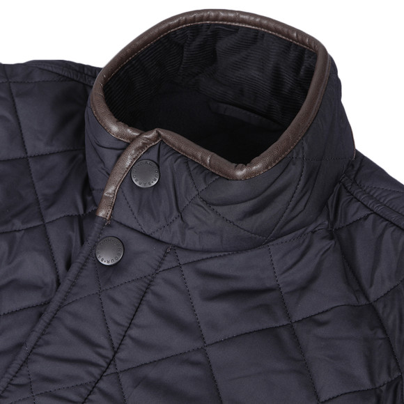 Barbour Lifestyle Powell Quilted Jacket Masdings