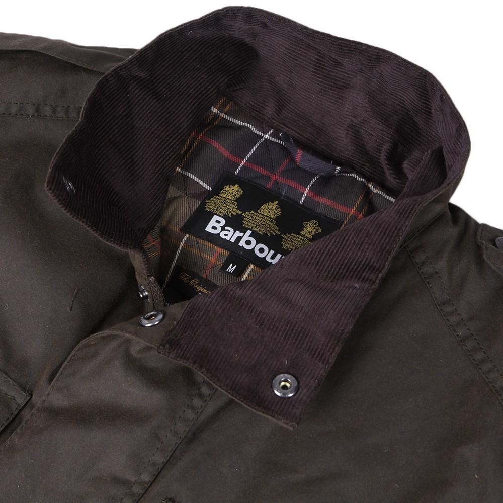 Trooper Wax Jacket main image