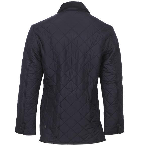 Barbour Lifestyle Mens Blue Bardon Quilted Jacket main image