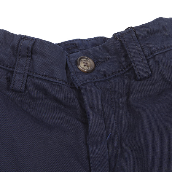 Gant Boys Blue Gant Baby Soho Chino Short main image
