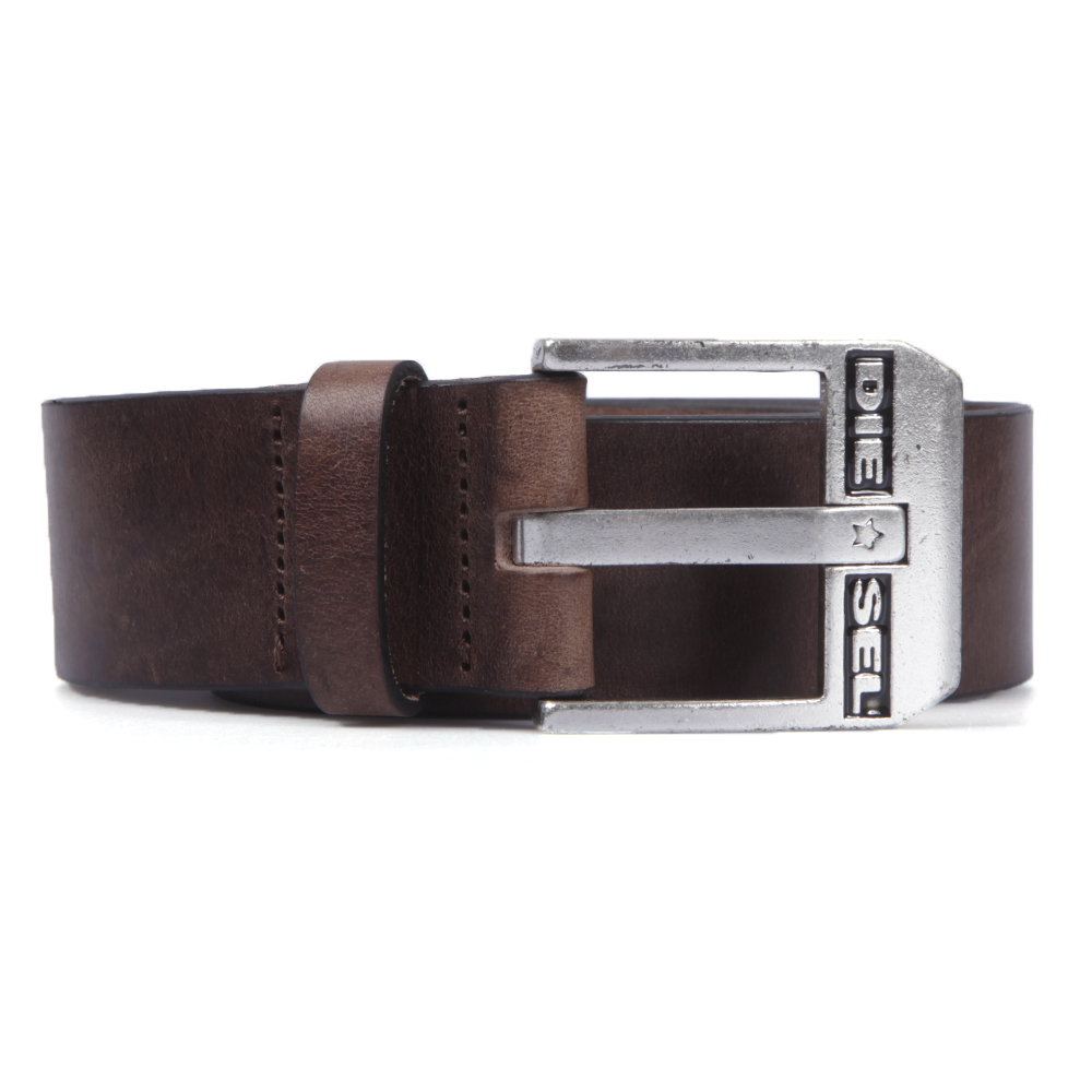 Diesel Bluestar Brown Belt