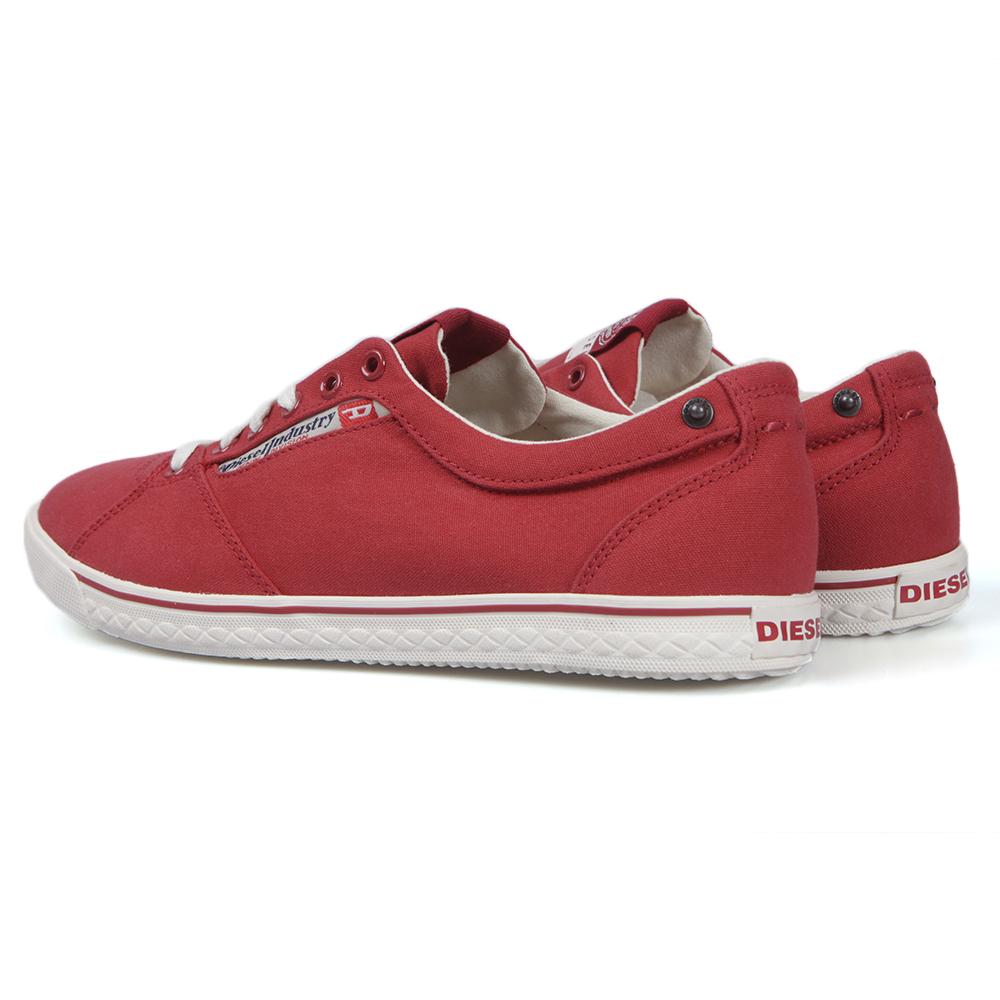 diesel praiser canvas shoe masdings