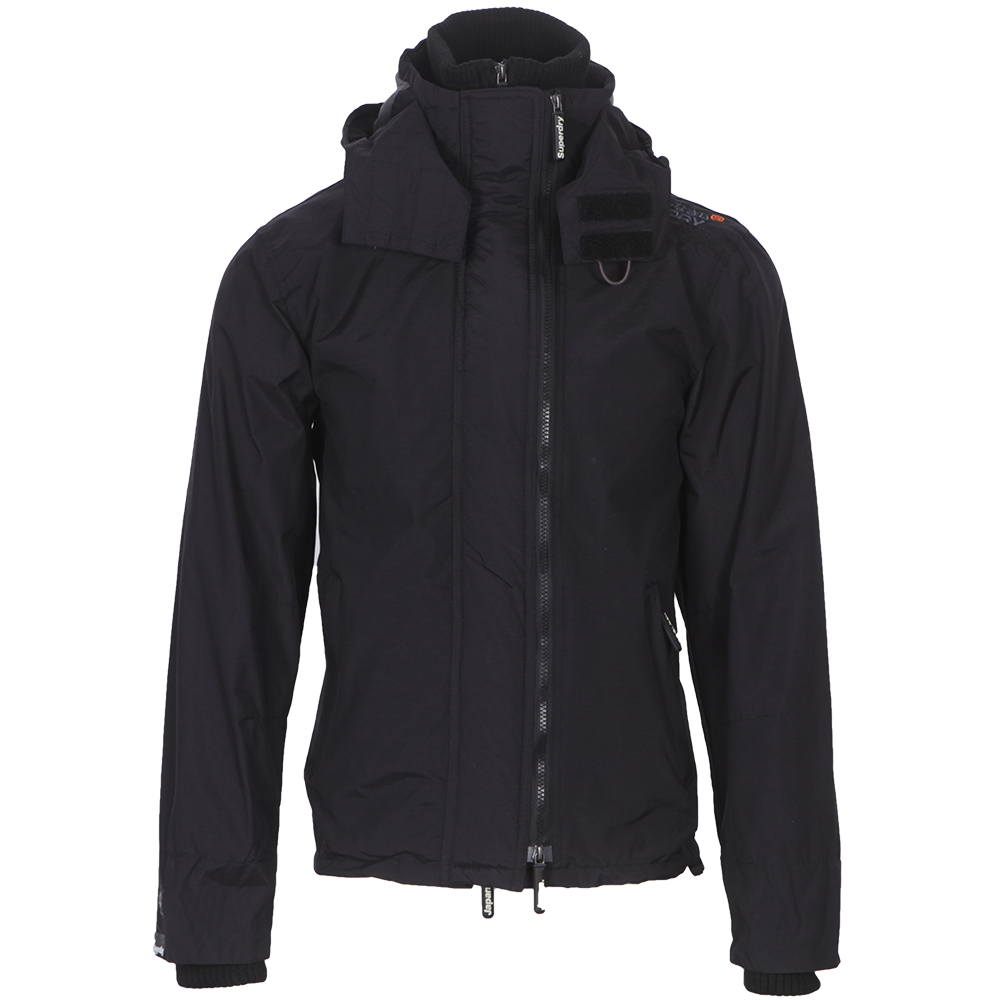 Superdry Hooded Technical Pop Windcheater