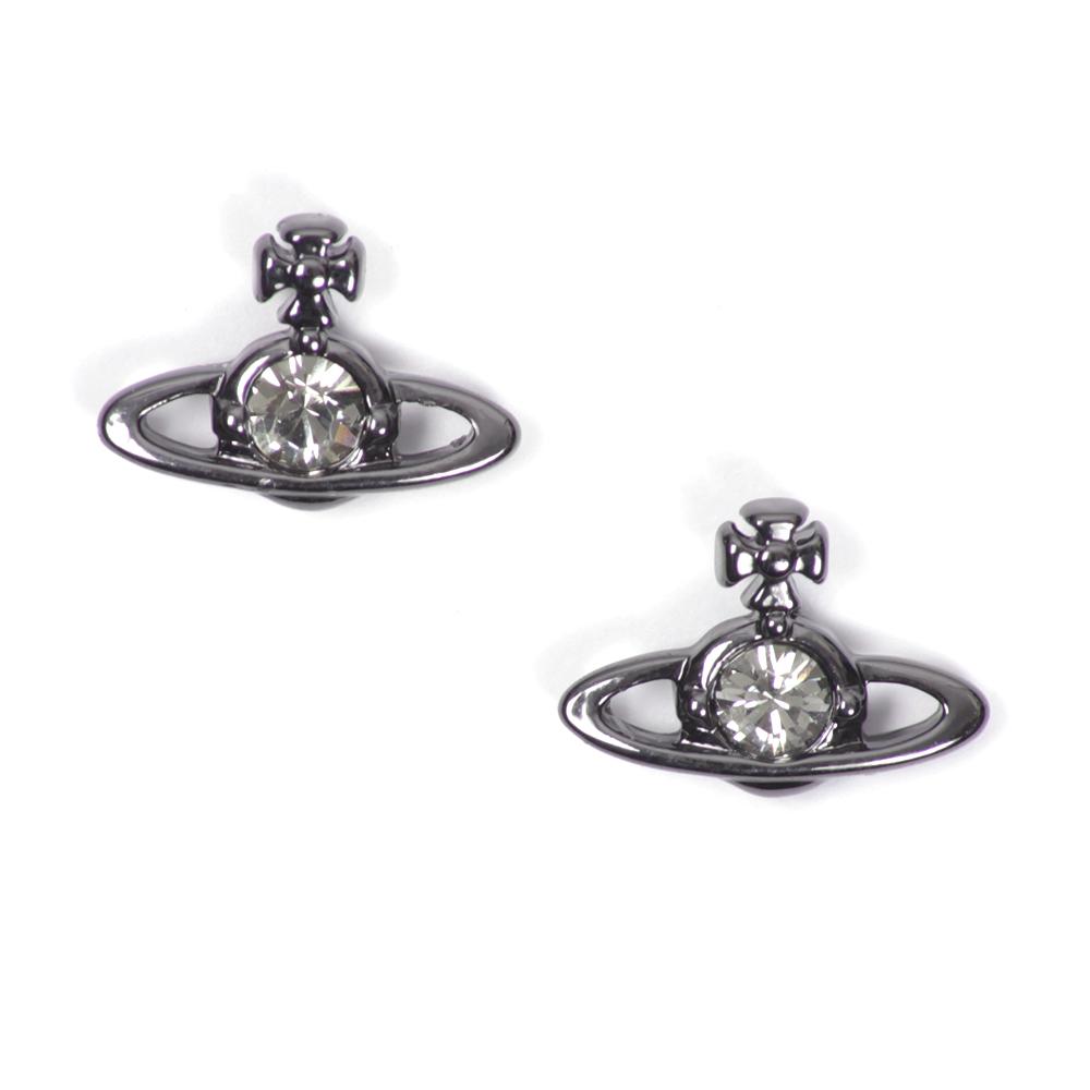 Nano Solitaire Earrings main image