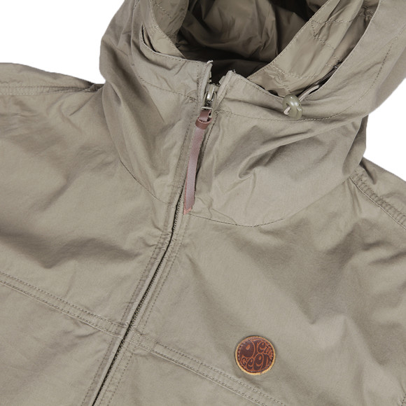 Pretty Green Mens Green Festival Jacket main image