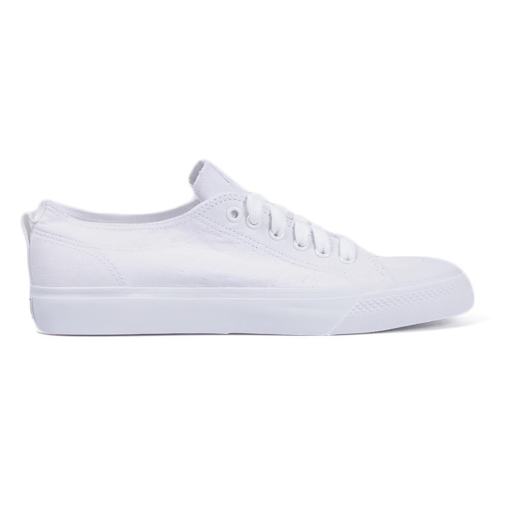 Adidas Nizza Lo Classic 78  White Trainer
