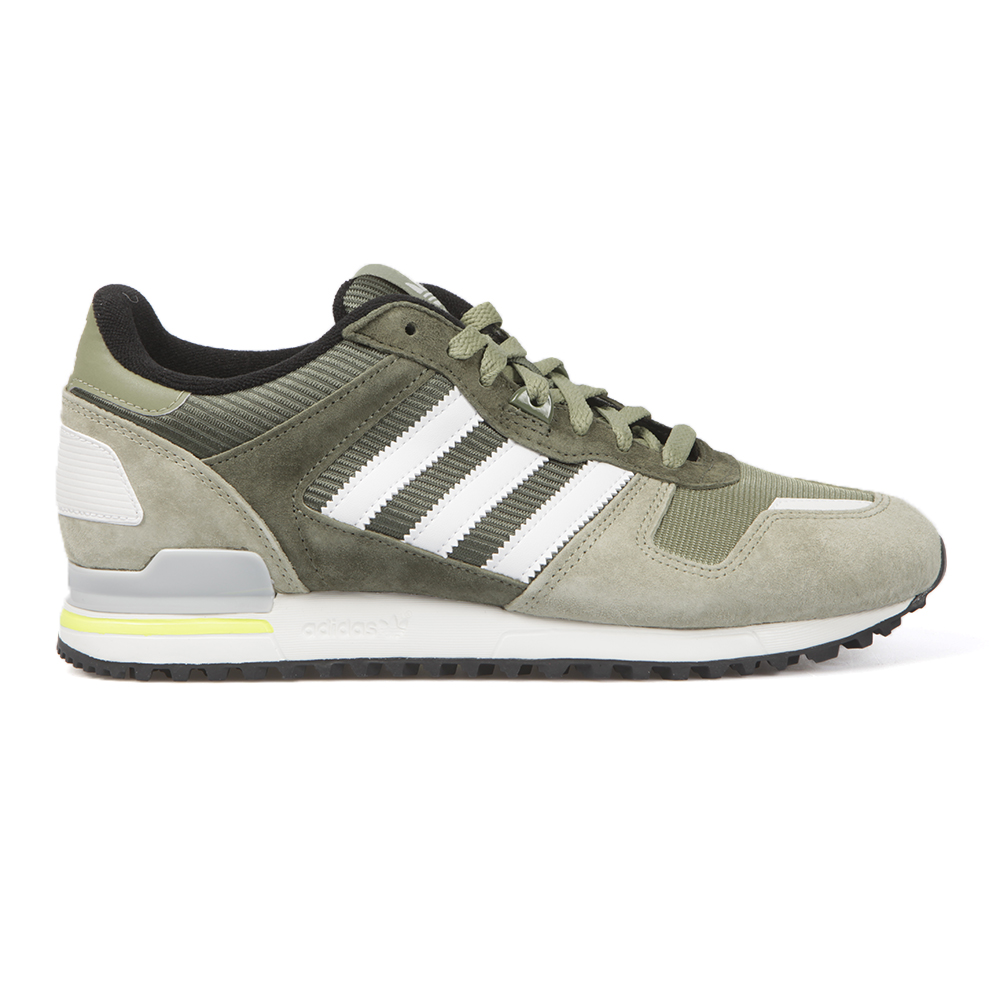 Adidas ZX 700 Green Trainers