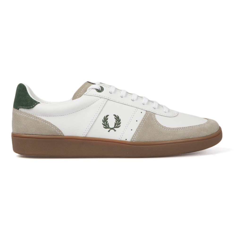 Fred Perry Topspin White Trainers