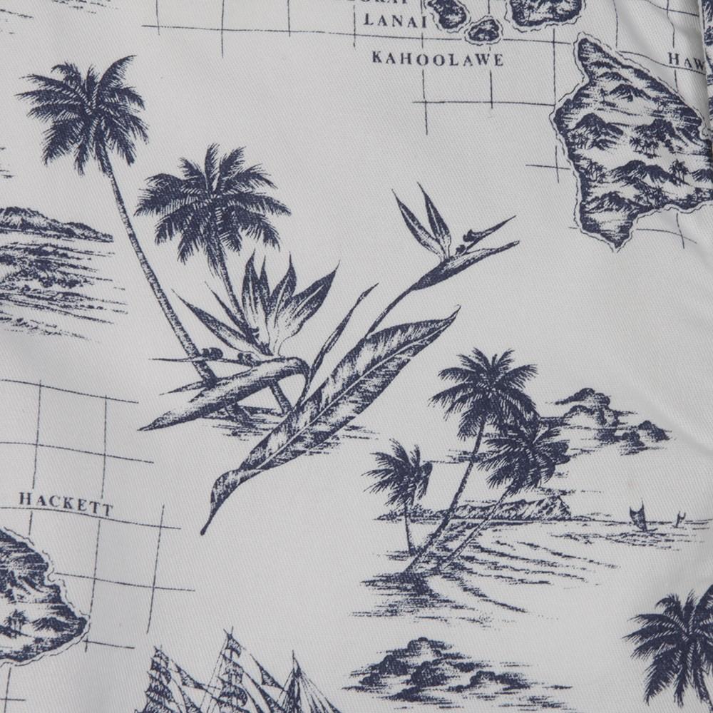 Hackett Boys Hawaiian Print Short main image