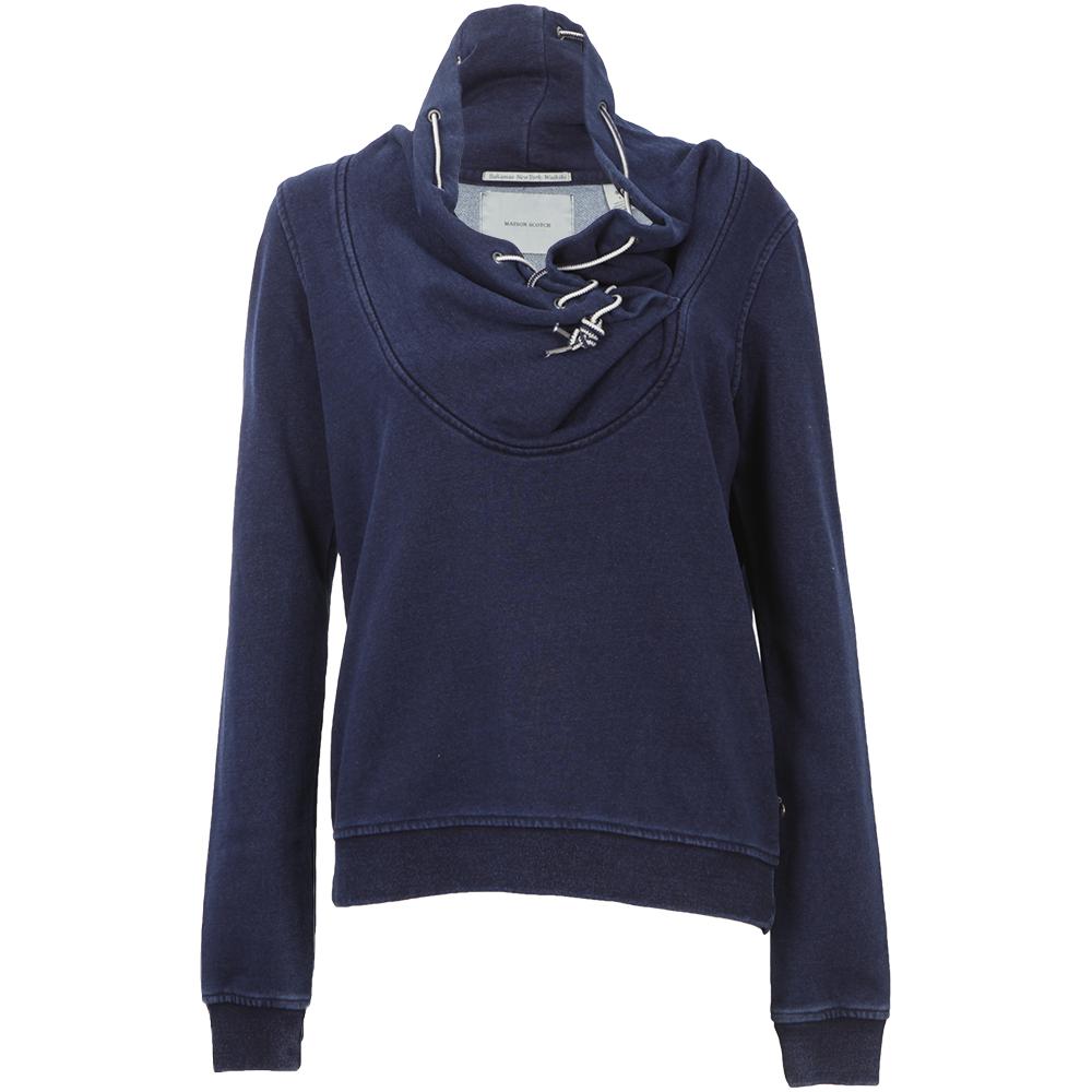 Home Alone Cowl Neck Sweater