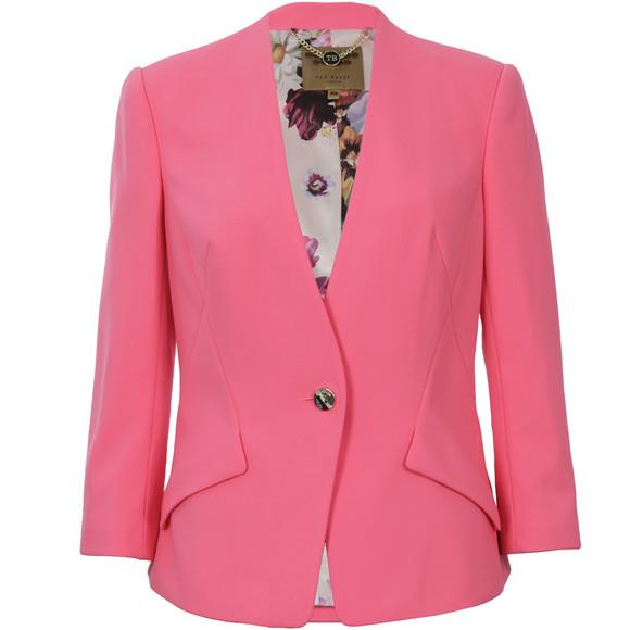 Ted Baker Womens Pink Alisya
