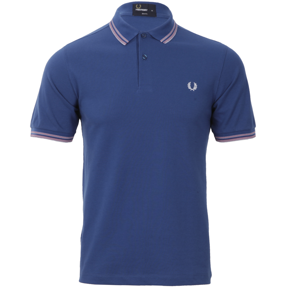 Fred Perry Tonic Tipped Polo Shirt