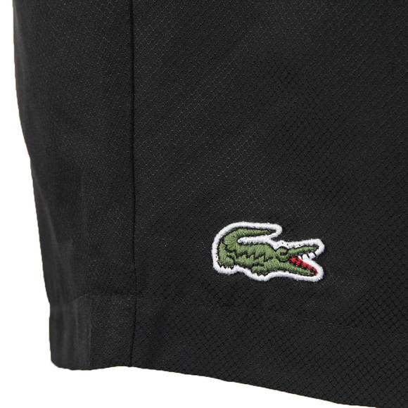 Lacoste Sport Mens Black  GH353T Plain Shorts main image